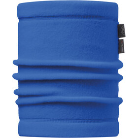 Buff Polar Neckwarner Kids Solid Cape Blue